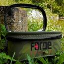 Kép 2/3 - Forge Eva Classic Pouch Camo Átlátszó tetejű tároló doboz
