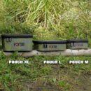 Kép 1/3 - Forge Eva Classic Pouch Camo Átlátszó tetejű tároló doboz