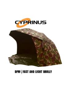 Cyprinus DPM4 Brolly