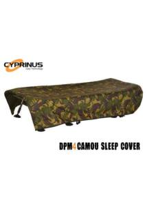 Cyprinus DPM4 Camou Bedchair Sleep Cover