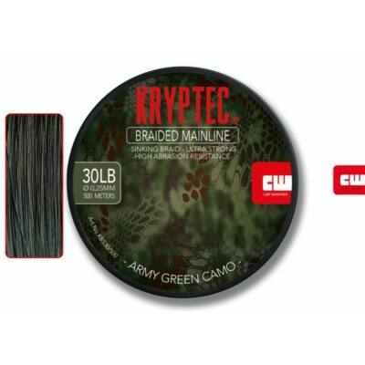 KRYPTEC BRAIDED LINE SINKING Fonott Zsinór 500m