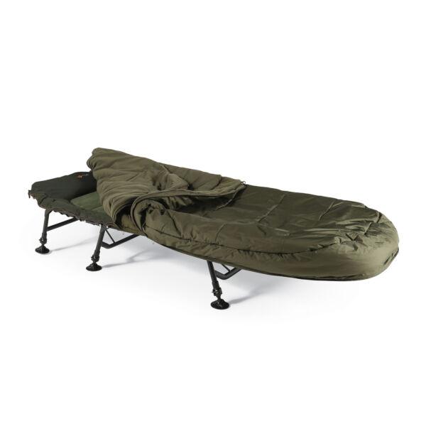 Cyprinus Sleep System Bedchair & Sleeping Bag