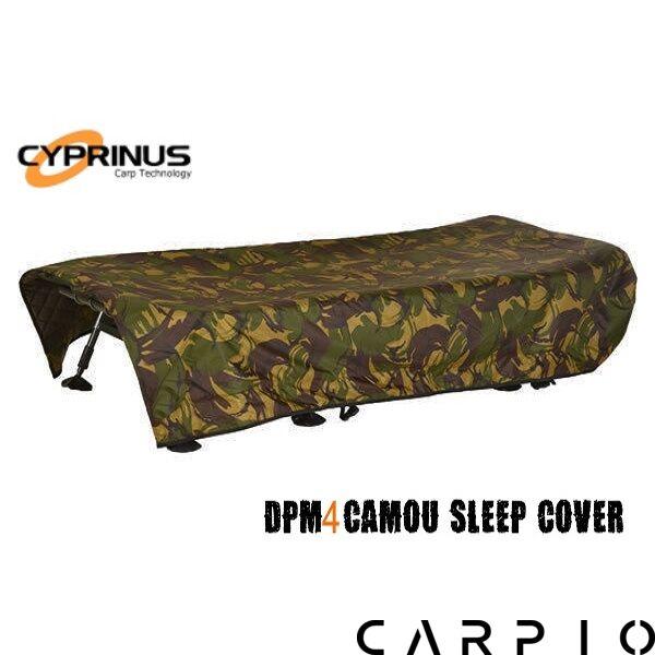 Cyprinus DPM4 Camou Bedchair Sleep Cover