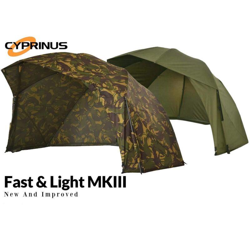 MK3 Fast & Light Brolly Zöld