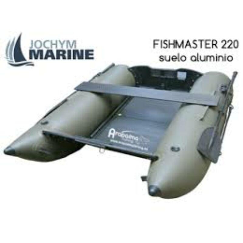 Fishmaster 300 Zöld Horgász Csónak