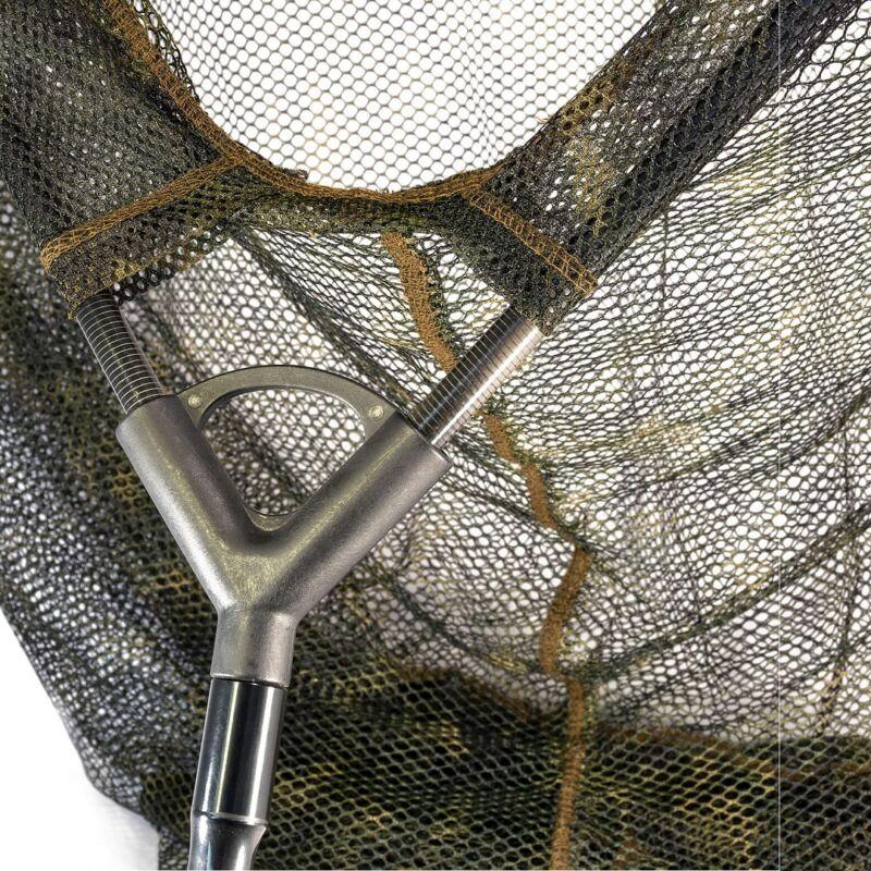 Forge Cr Landing Net Camo 2 secmerítőháló