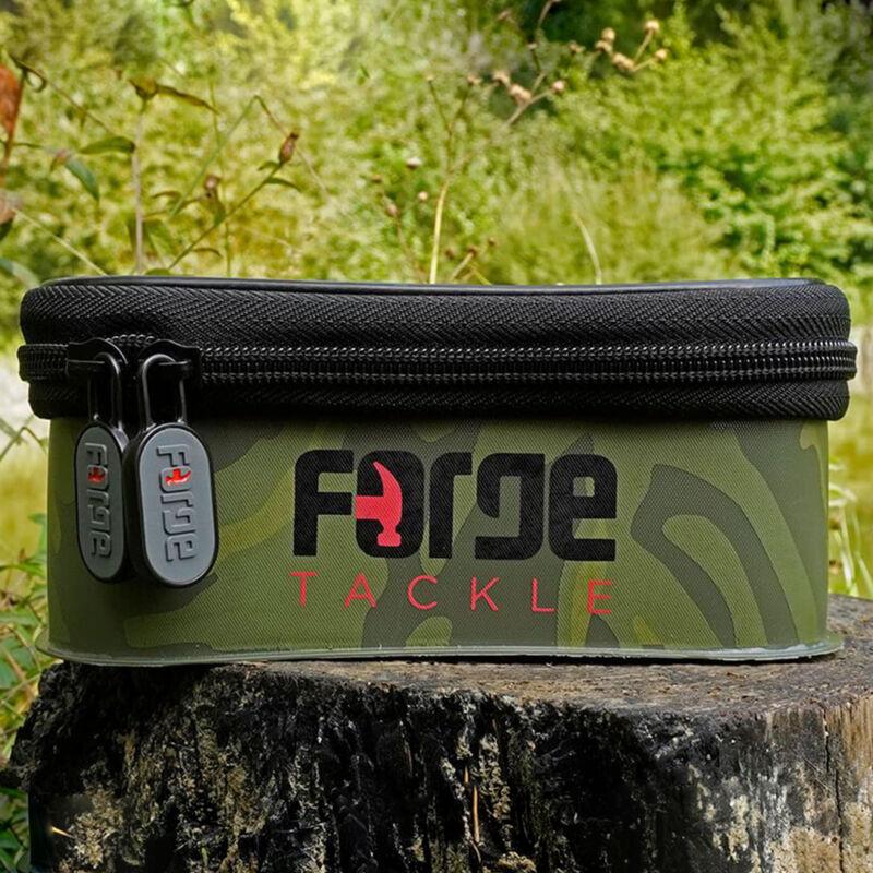 Forge Eva Classic Pouch Camo Átlátszó tetejű tároló doboz