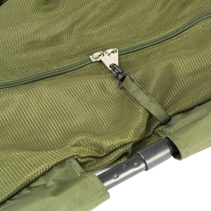 Forge Specimen Retention Weigh Sling Foldable Össze csukható, úszó halmérlegelő zsák