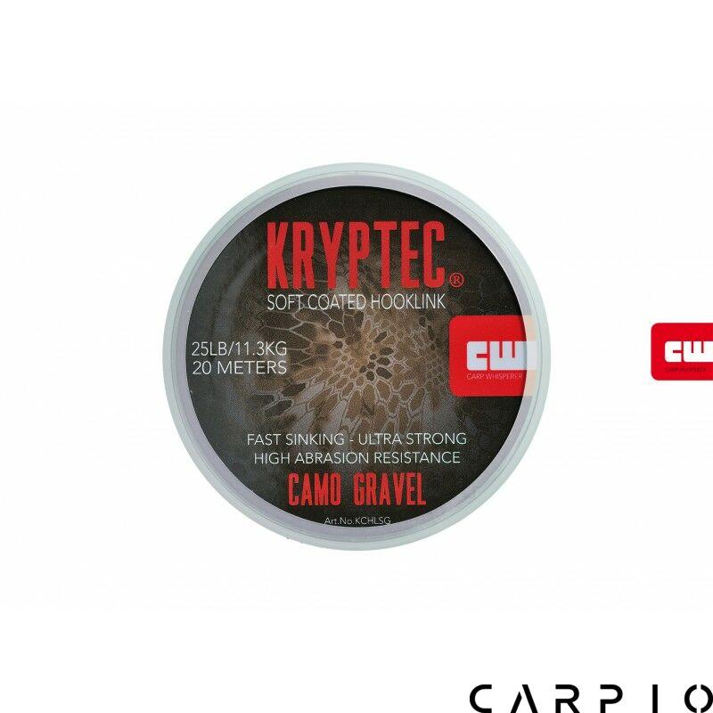 KRYPTEC  Coated Hooklink soft 20m Bevonatos Előke Zsinór