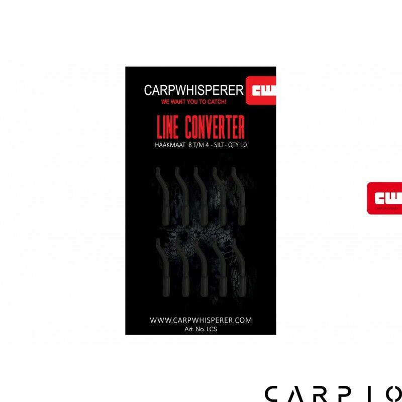 LINE CONVERTER  Horog befordító - Iszap