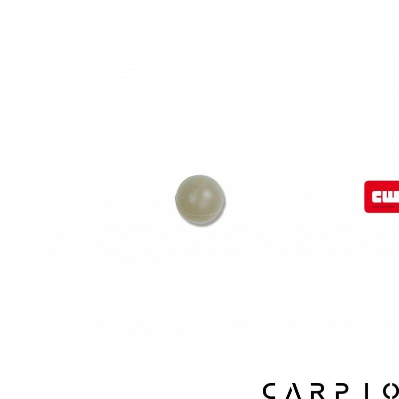 RUBBER BEAD 8 mm - Horog gyöngy