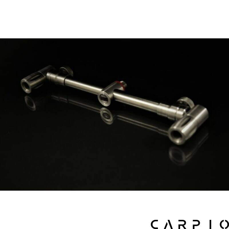 FIL BUZZ BAR Inox 2-es állítható bot tartó16- 24