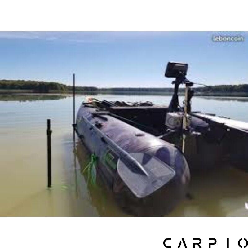 Fishmaster 300 Horgász Csónak Terep