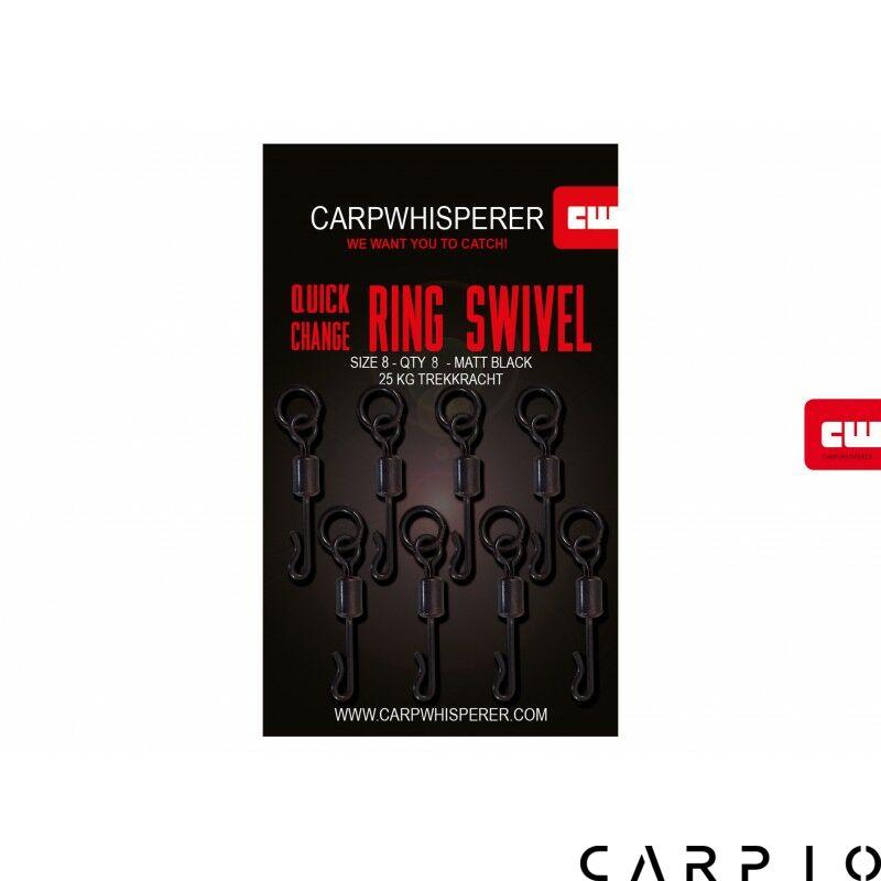 Quick Change RING Swivel 8
